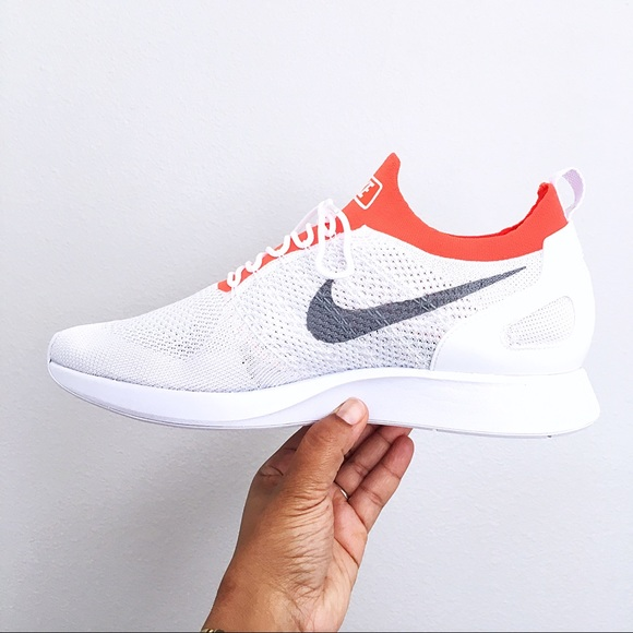 8b914f922d91d Nike Air Zoom Mariah Flyknit Racer Platinum Grey